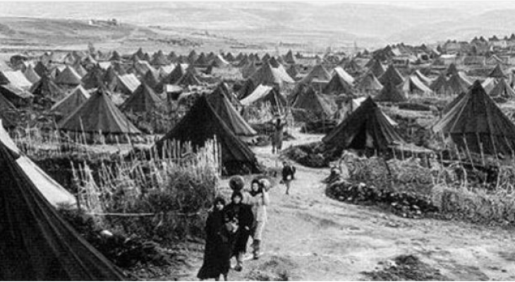 After 70 years of dispersion: Number of Palestinian refugees multiplied by six times