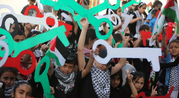 The disappearing Palestinian right of return By: Ramona Wadi