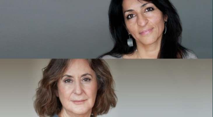 LONDON EVENT: Susan Abulhawa in conversation with Gillian Slovo