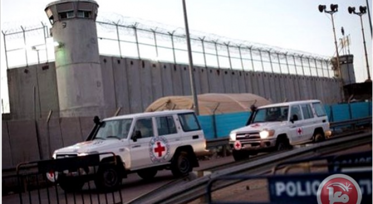 19 Palestinians suffering of medical neglect in 2 Israeli prisons