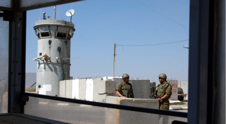 Israel declares West Bank town a 'military zone'
