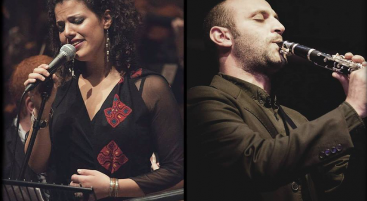 UK WIDE EVENT: Palestine Jazz: Nai Barghouti, Mohamed Najem & Friends