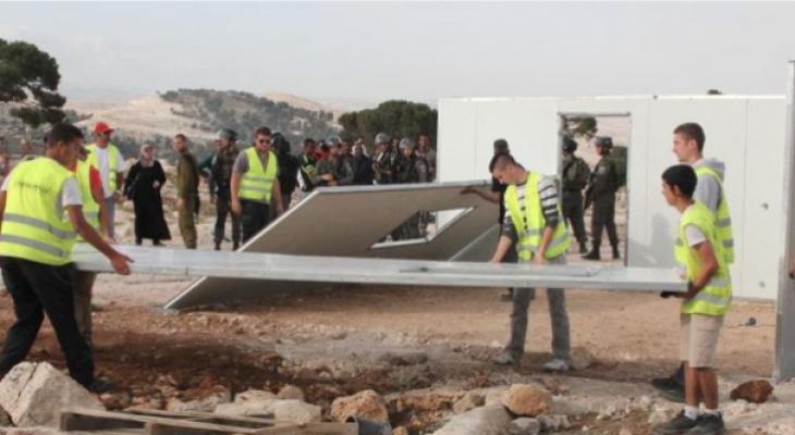 Israel to demolish European-funded homes in occupied Jerusalem