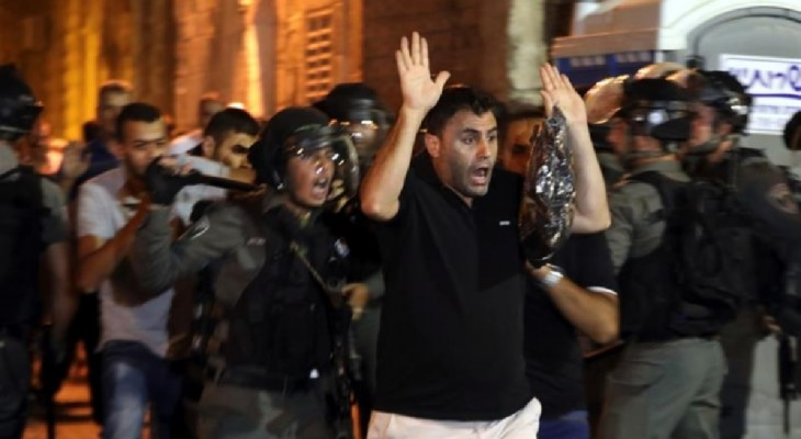 Palestinians have a legal right to armed struggle by Stanley L Cohen