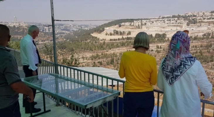 EuroPal Forum hosts an international fact finding delegation to Jerusalem and Jordan