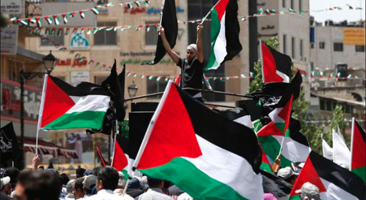 National March and Rally – Justice Now: Make it right for Palestine