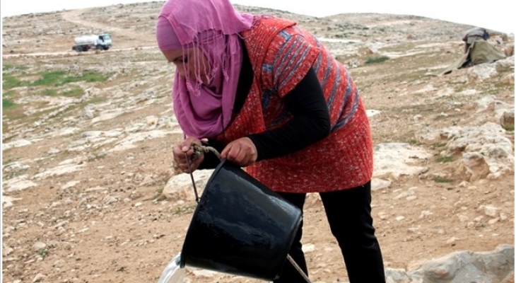 Analysis: The 'apolitical' approach to Palestine's water crisis (Part I) By: Al Shabaka