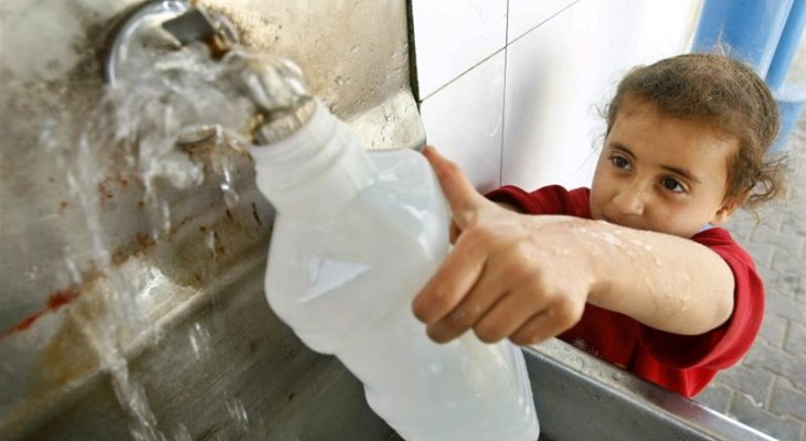 Water deal tightens Israel's control over Palestinians By: Dalia Hatuqa