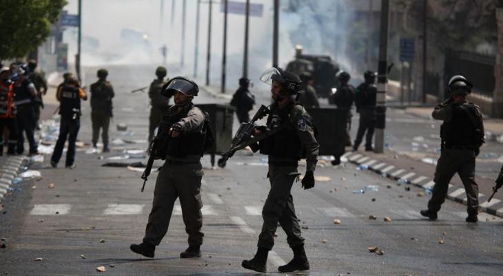 Jerusalem: 600 injured, 425 arrested, 12 buildings demolished