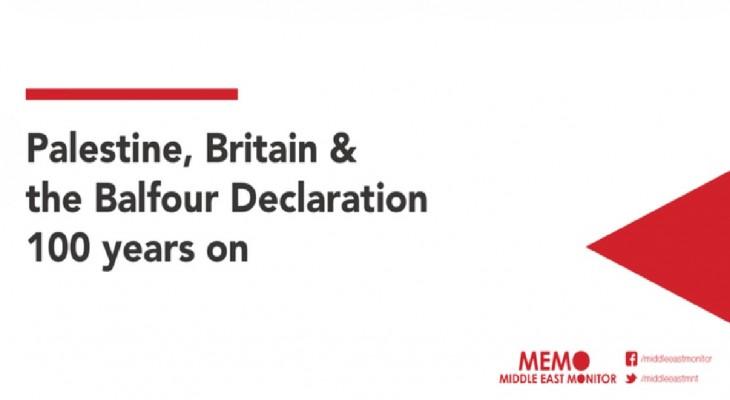 Palestine, Britain & the Balfour Declaration