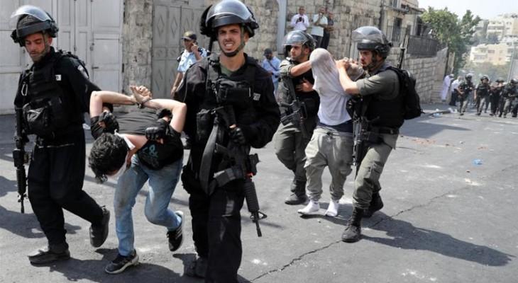 Israel's arrests of Palestinians 'highest in years' By Zena Tahhan