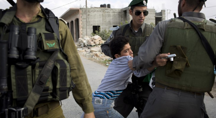 TAKE ACTION: Sign the Palestinian Child Prisoners Petition