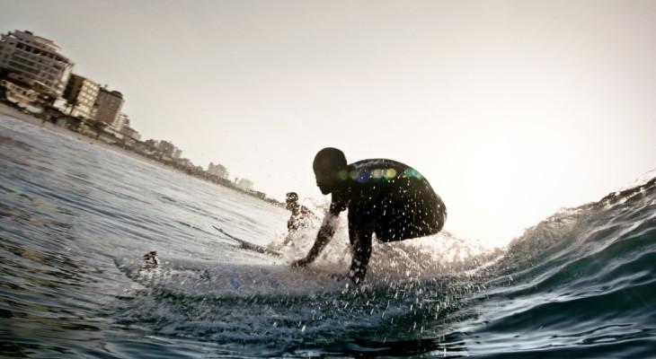 Screening: Gaza Surf Club+Q&A