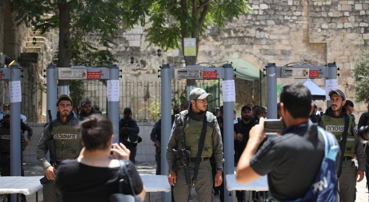 Rights group: Israel's ban on Arabs entering Al-Aqsa 'illegal'