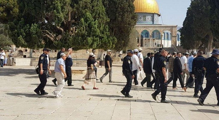Israeli MKs given green light by Netanyahu to enter Al-Aqsa Mosque