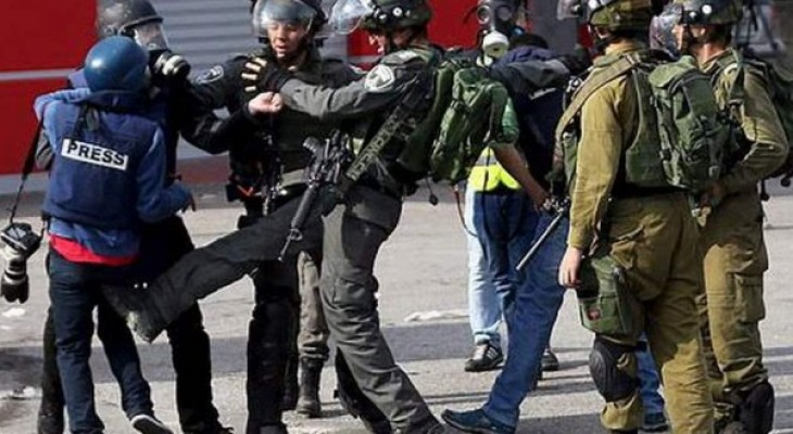 Palestinians banned from any kind of political expression since start of occupation, says Amnesty