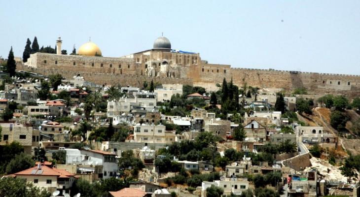 Israel issues demolition orders on homes in Silwan