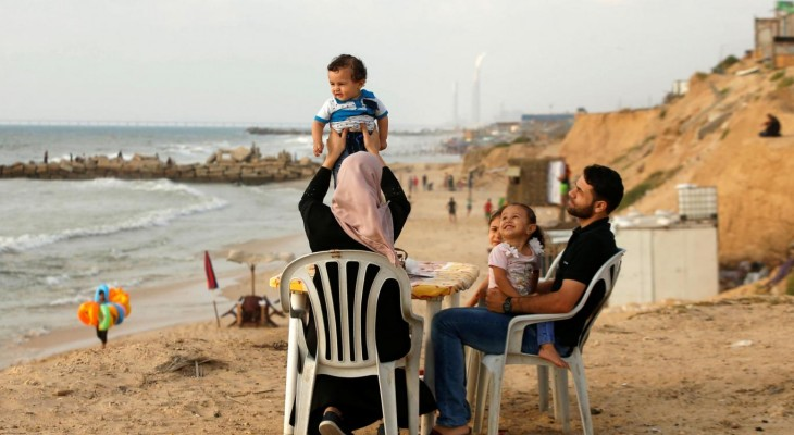 Palestinian boy dies after ingesting poison at Gaza's increasingly polluted beaches