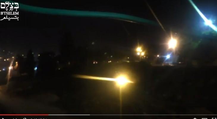 Settlers in al-Khalil insult Prophet Mohammad using loudspeaker