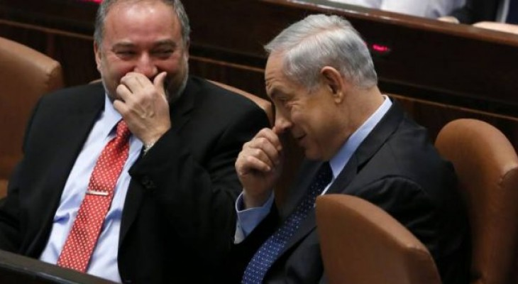 Netanyahu & Lieberman mock Trump administration on settlements: We're here to stay forever'