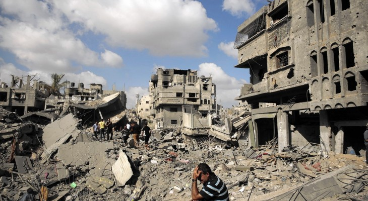 Take Action: Gaza Crisis Open Letter