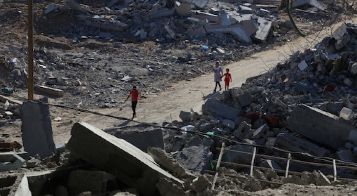 A quiet emergency: how can the UK help save lives in Gaza? By Aimee Shalan