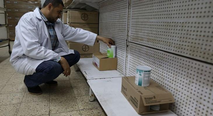 Cancer-stricken patients without medicine in blockaded Gaza