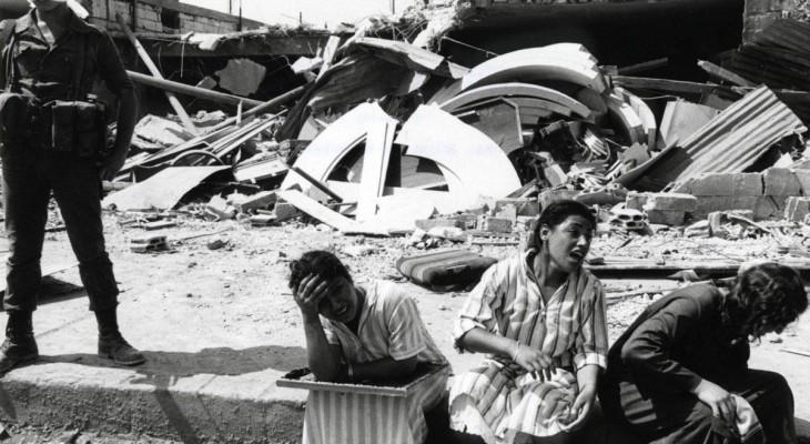 The forgotten refugees: Survivors of the Sabra and Shatila massacre