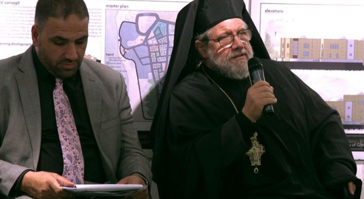 Patriarch warns of Christian flight from holy land