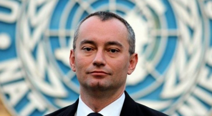 Israel still violating UN settlement resolution, says Mladenov