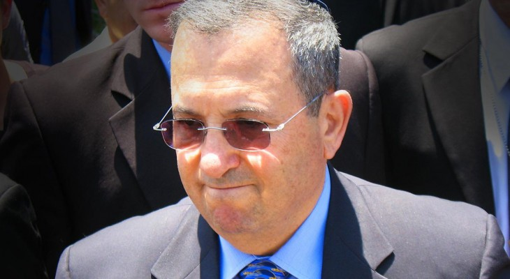 AOHR: British police must arrest Ehud Barak