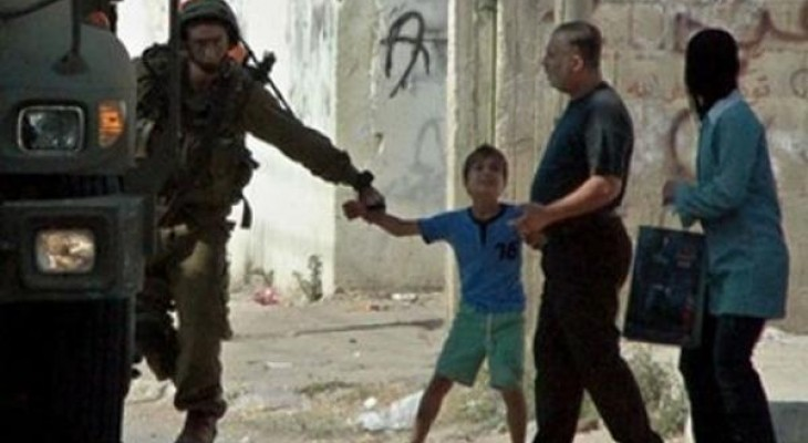Palestinian child narrates horrifying experience of 10-hour detention by Israeli forces
