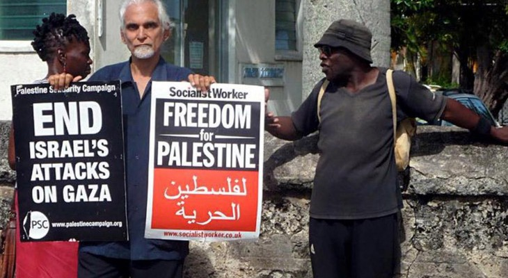 Caribbean grassroots declare support for Palestinian statehood