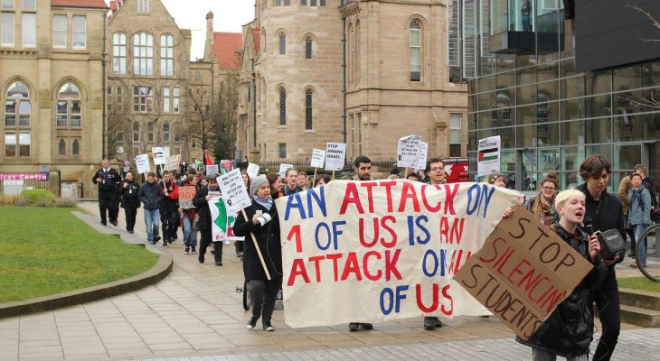 Anger as UK university allows Balfour 'celebration'