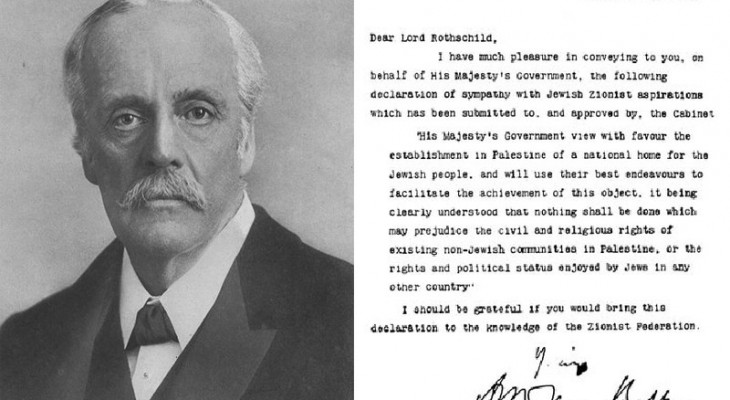 The racist worldview of Arthur Balfour by David Cronin