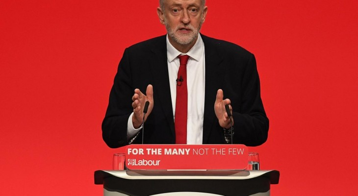 It's not 'antisemitic' for Jeremy Corbyn not to celebrate the centenary of the Balfour Declaration – it's sensible