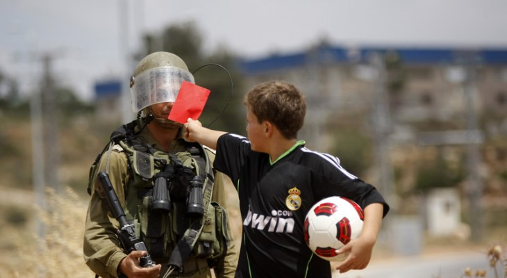 FIFA gives green light to Israeli settlement clubs