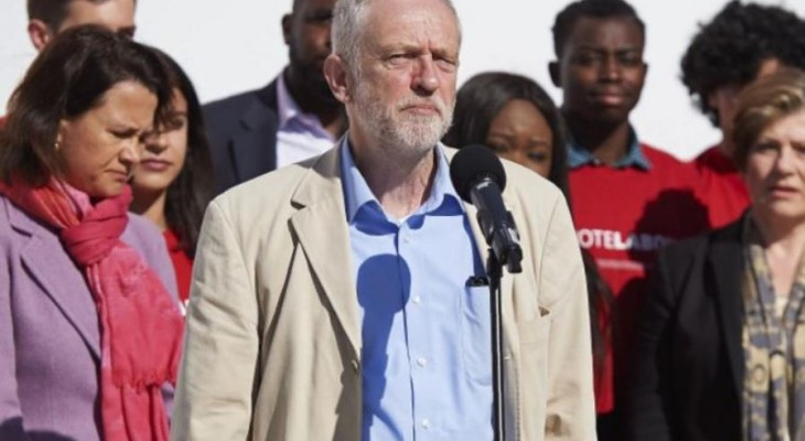 CORBYN: UK must recognize Palestine as a state