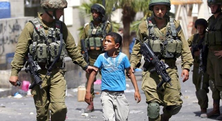 UN concerned over mistreatment of Palestinian children in Israeli jail