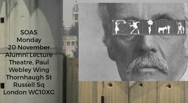 Film: From Balfour to Banksy, SOAS