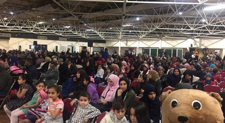 PFB organizes donation event for Gaza