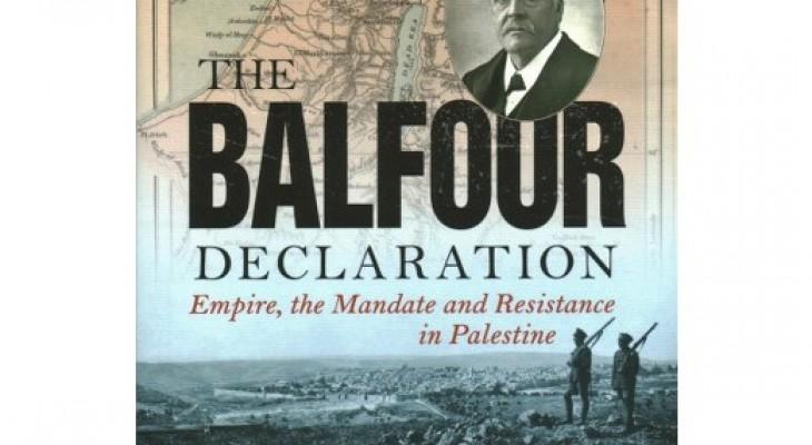 Book Tour: Bernard Regan- The Balfour Declaration