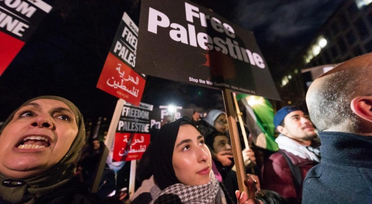 Palestine is definitely a European issue...By Yvonne Ridley