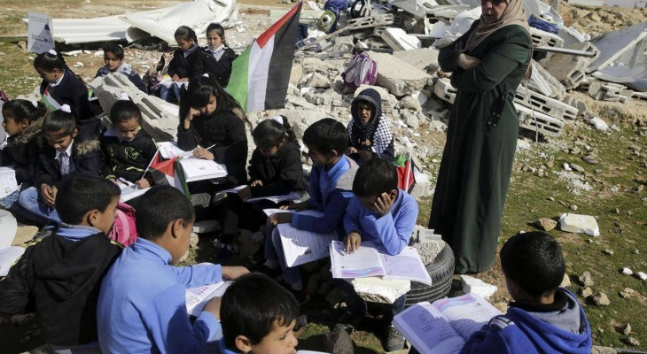 Israel demolishes EU-funded Palestinian classrooms in occupied West Bank