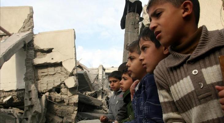 45 Palestinian schools under Israeli demolition threat