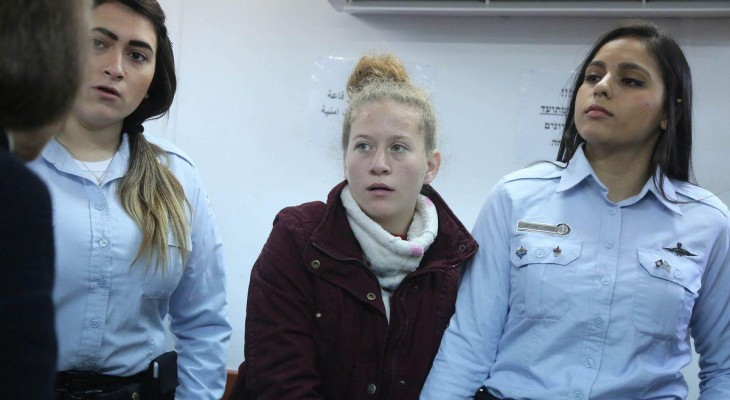 Judge orders closed trial for Ahed Tamimi