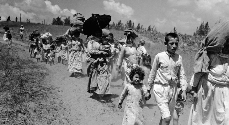 PHROC on Nakba: 8.26 of 12.7 million Palestinians forcibly displaced by Israel
