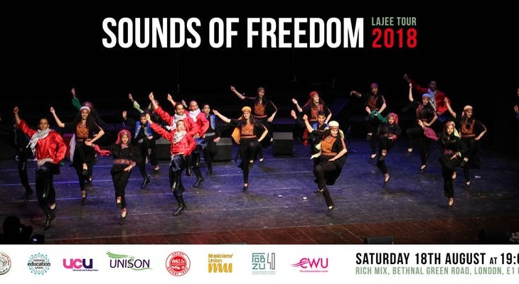 Sounds of Freedom: A celebration of Palestinian culture