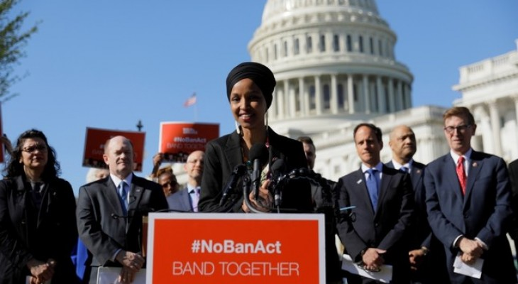 Congresswoman Ilhan Omar and the 'pseudotyping' of the state of Israel