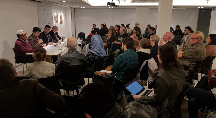 Understanding Hamas: New Political Discourse in Theory and Practice